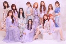 IZ*ONE profile image