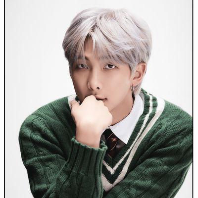BTS member RM profile image