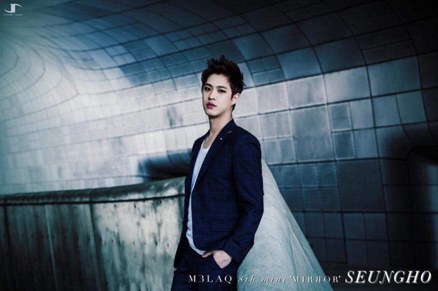 Seungho profile image