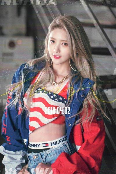 Jeonghwa profile image