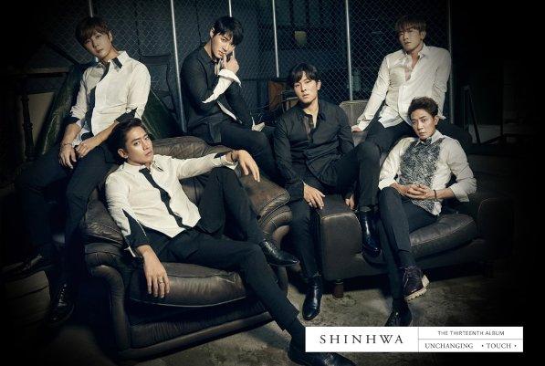 Shinhwa profile image