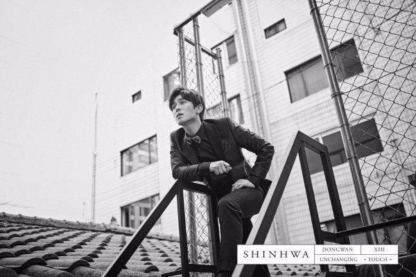 Kim Dongwan profile image