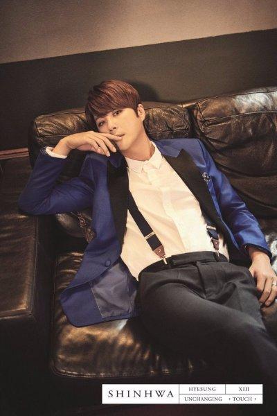 Shin Hyesung profile image