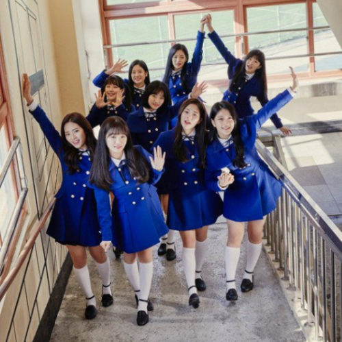 fromis_9 profile image