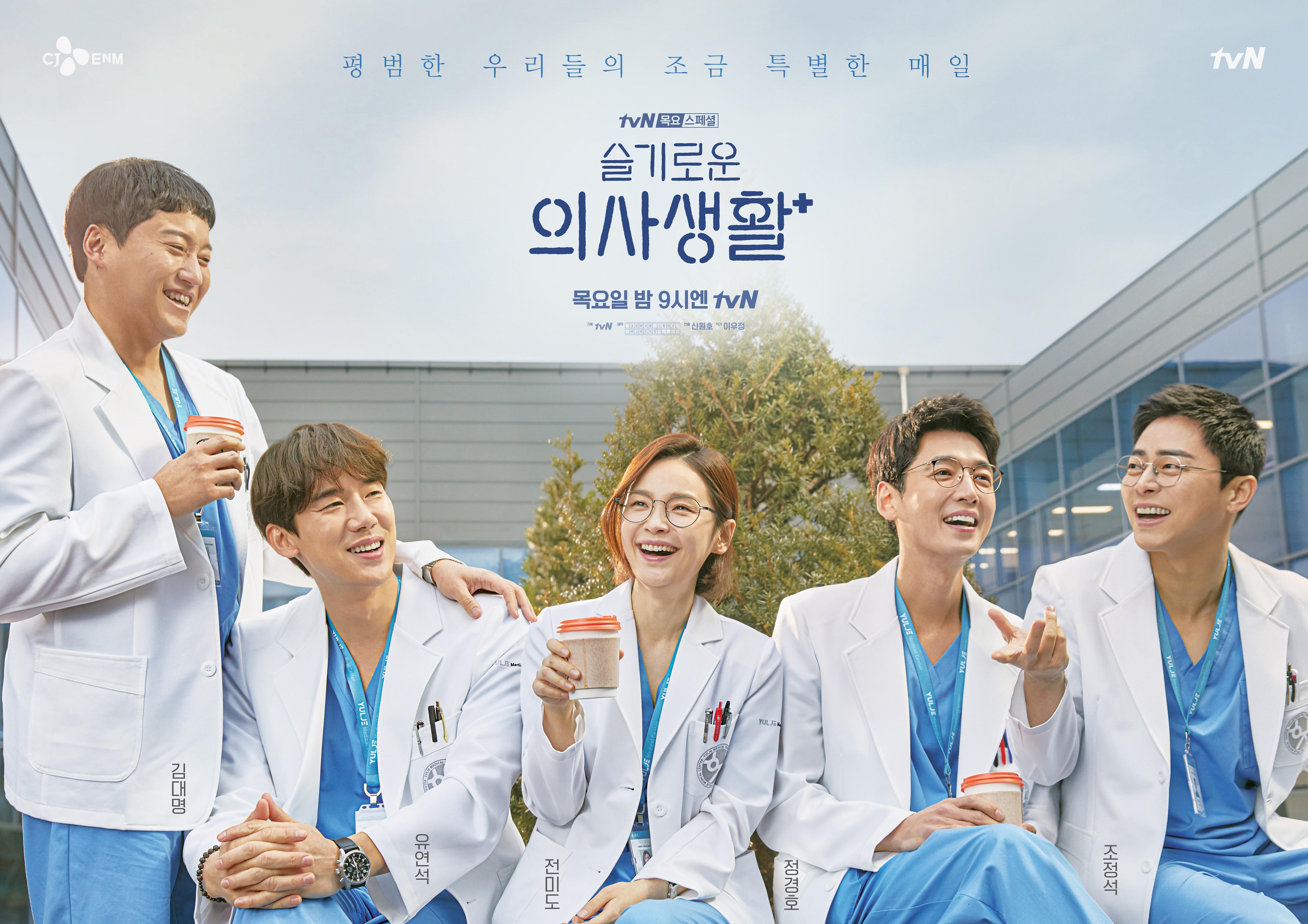 Hospital Playlist profile image