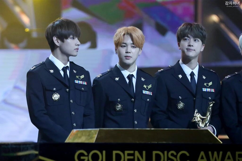 160121 30th Golden Disc Awards 📷: onpict