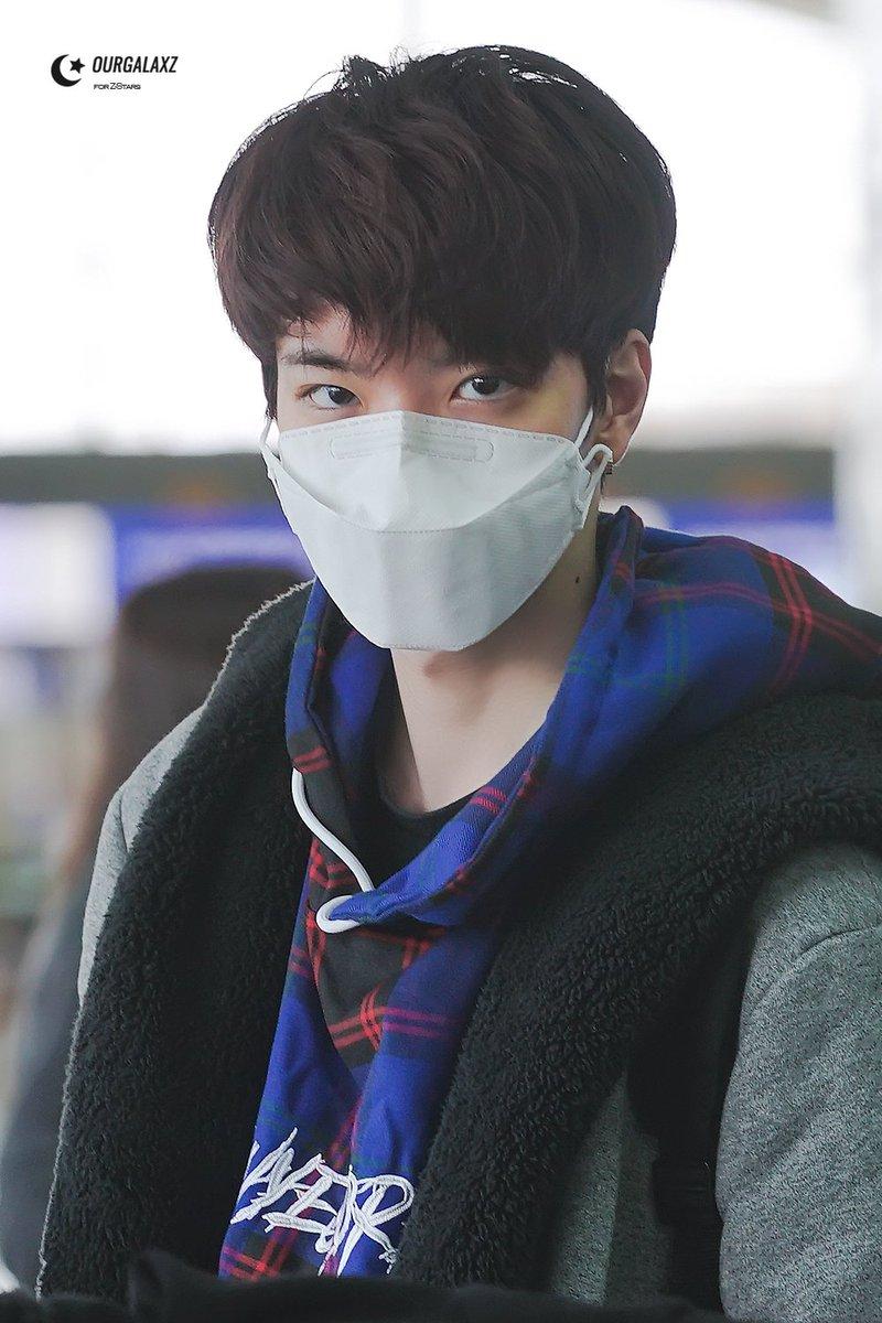 [HQ] 200207 ICN Departure Handsome ↓ Cute ↓