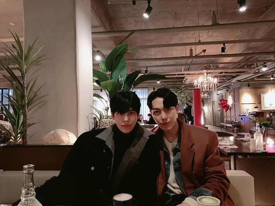 [INSTAGRAM] 200216 Suyoung's instagram update with Suwoong