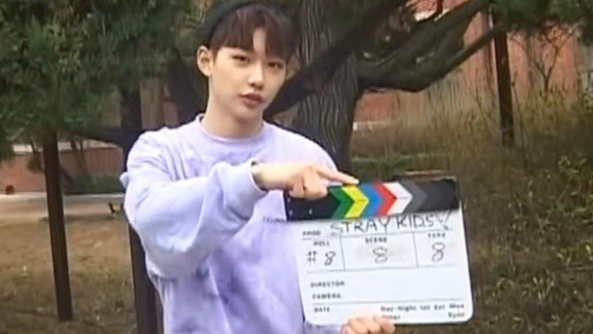 [200323] STRAY KIDS [Changbin'in imzası] 8 8 ©CB97liner