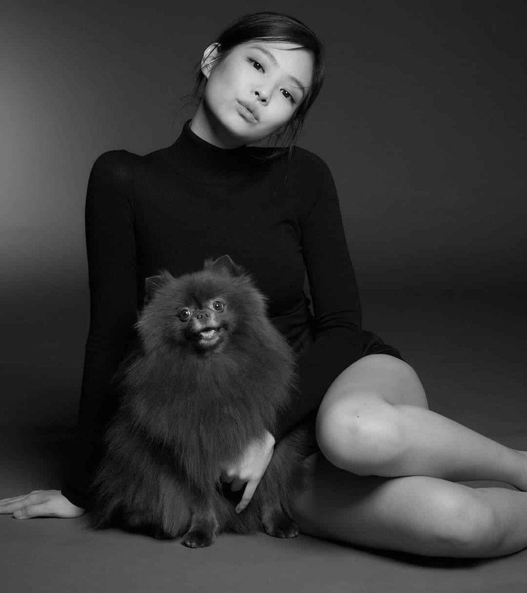 [200324] HAPPY BIRTHDAY KUKU - 200325 Chúc mừng sinh nhật Kuma - chú cún cưng của mẹ Jennie. 🎊 Cùng nhau trend hashtag để chúc mừng sinh nhật cho Kuma nhé mọi người!! ❤