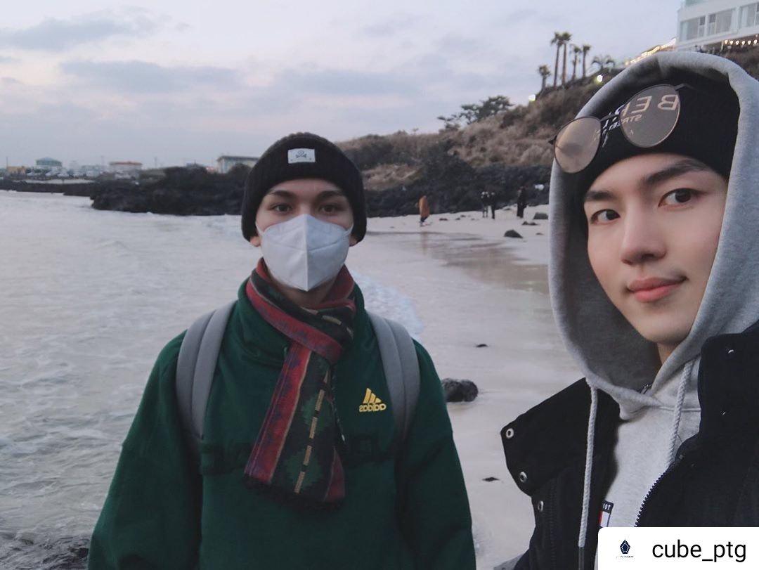 200324 Instagram [KR-ENG] • • • • • [ December Jeju Island
