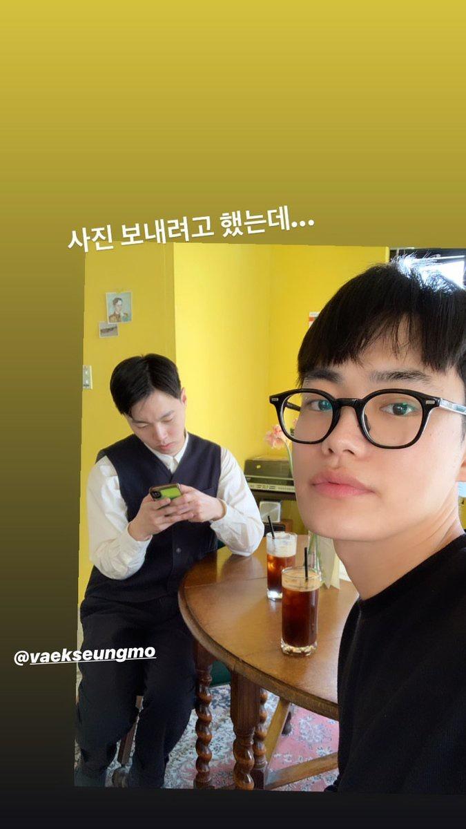 [IG] 200324 - Historia de la cuenta de Hyunkyu