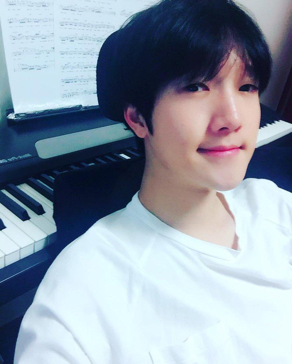 [171116] Instagram de Choi Buenas noches a todos~💤 <Puede haber errores en la traducción>