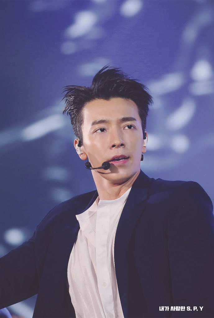 190824 Lee Donghae Your Eyes Are Like The Galaxy Kpop Profiles Makestar
