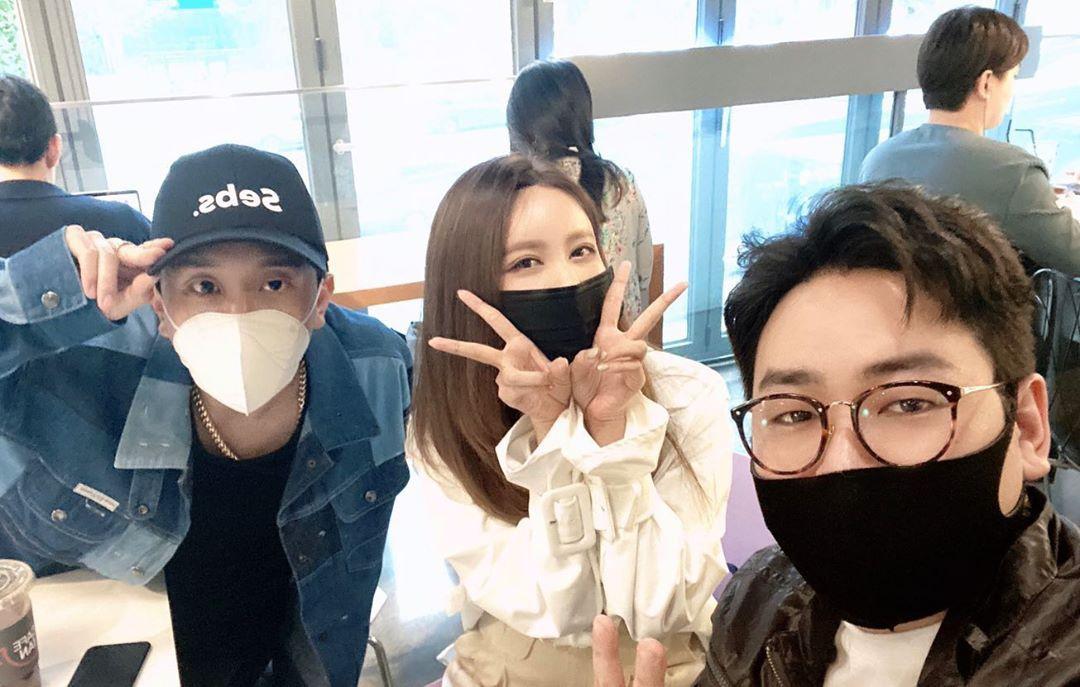 [PHOTOS] theycallme.jake IG Update (150520) L'un des premiers artistes à rejoindre de T-ara. Un grand merci à d'avoir joint Un projet passionnant à venir bientôt! pour l'instant 🤔