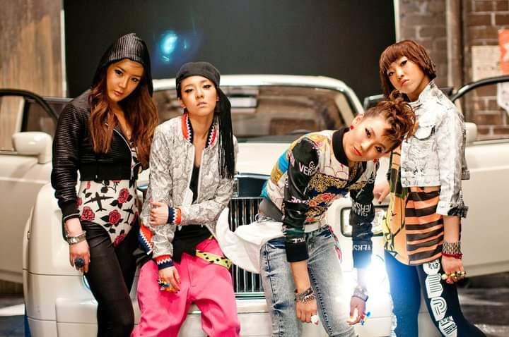 Happy 11th Anniversary 🎉 2NE1 NOLZA!!! 💗 200517