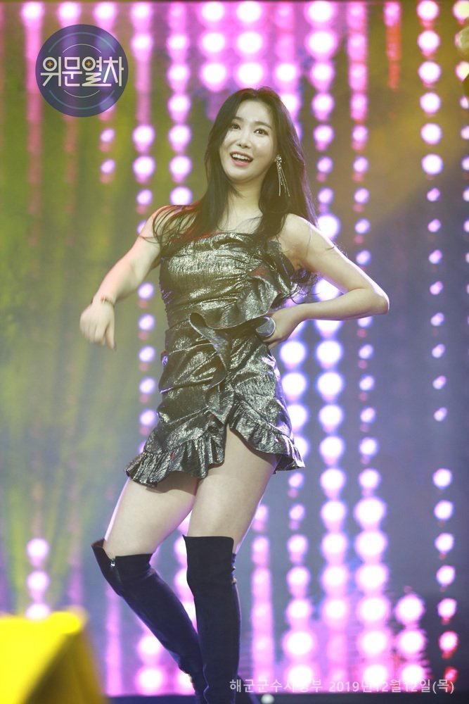 191212 KFN K-Force Special Show/Consolation Train (2) src.