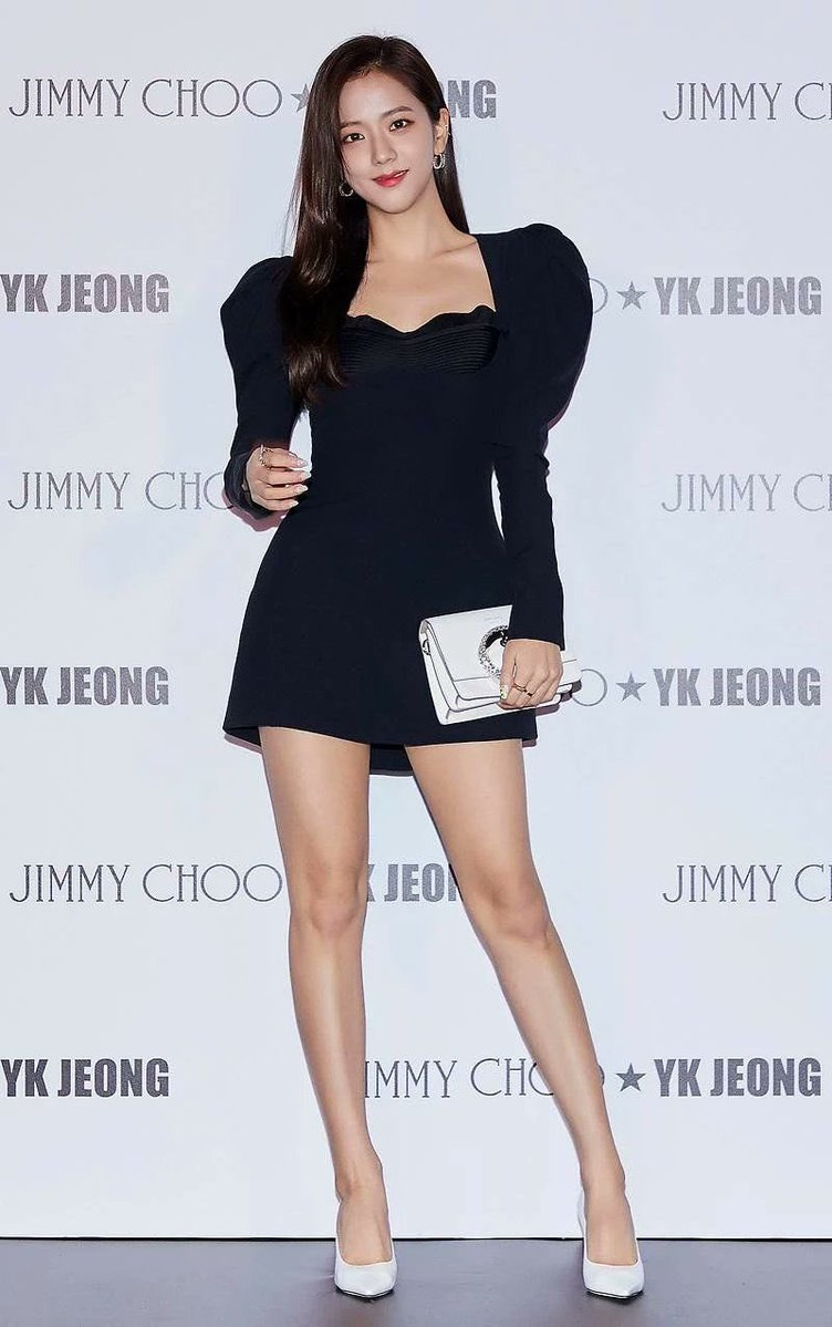 JISOO @ JIMMY CHOO EVENT 200109