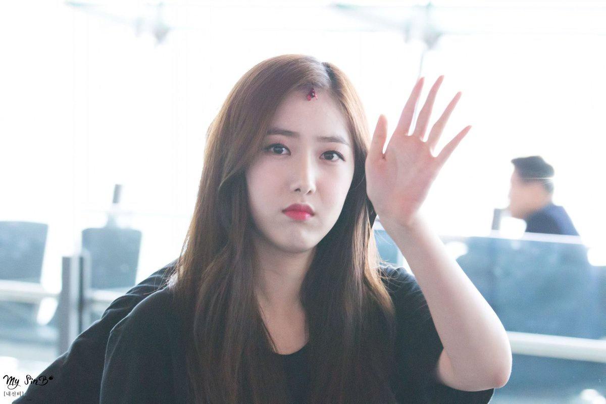 170524 김포공항 출국