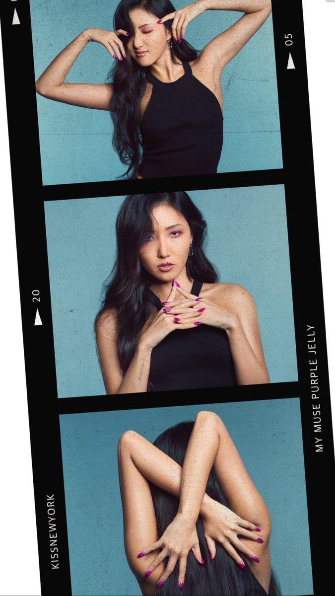 ↷200525 ⋆ © Kiss New York Korea —✁ ♡