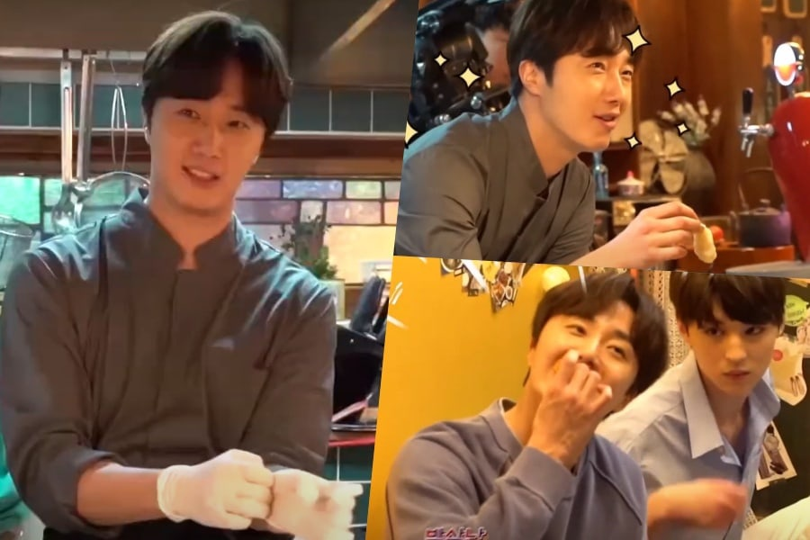 WATCH: Is A Slightly Clumsy Chef Who Loves To Snack On Set Of …