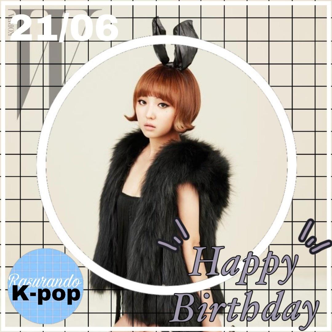 [Happy Birthday] Min 21/06/1992