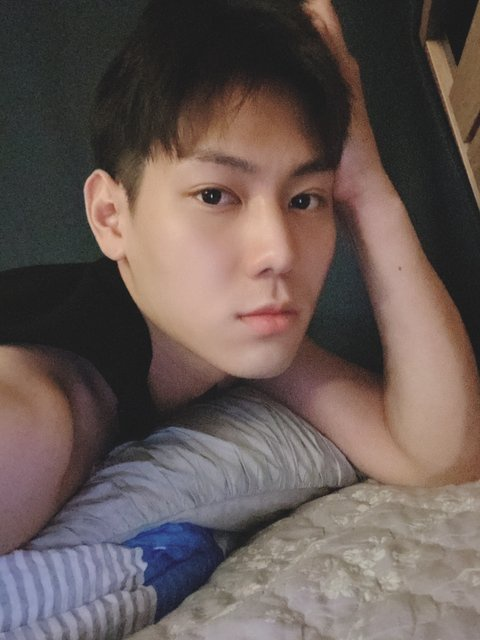 200708 Sang's Fancafe Update Posting after a long while. Lately it's ve~ry hot isn't it.... Be careful of the heat 😷_1