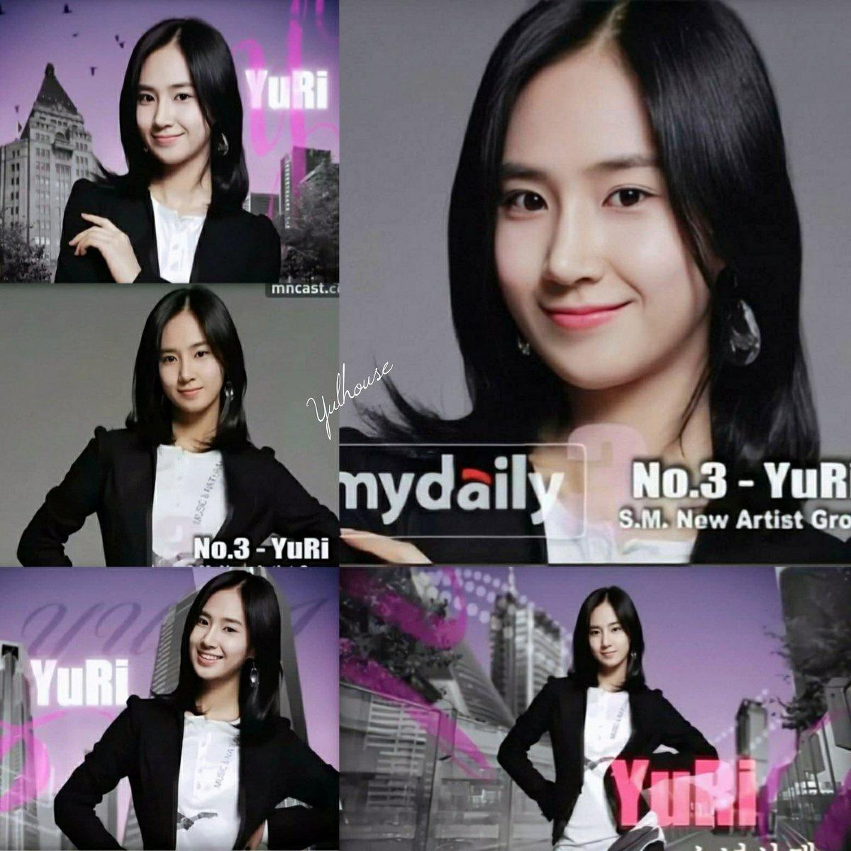 070708 S.M. New Artist Group No.3 - YuRi_2