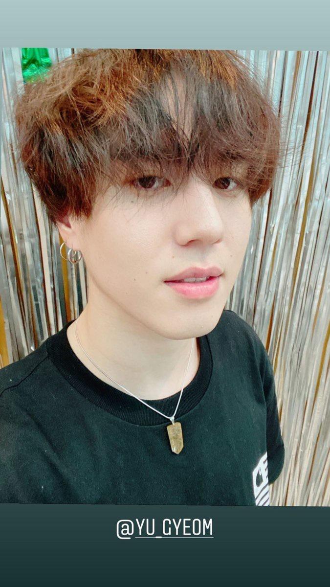 [INSTAGRAM] 110720 | JB Y Yugyeom en la historias de jyp_thailand_official 🍓_2