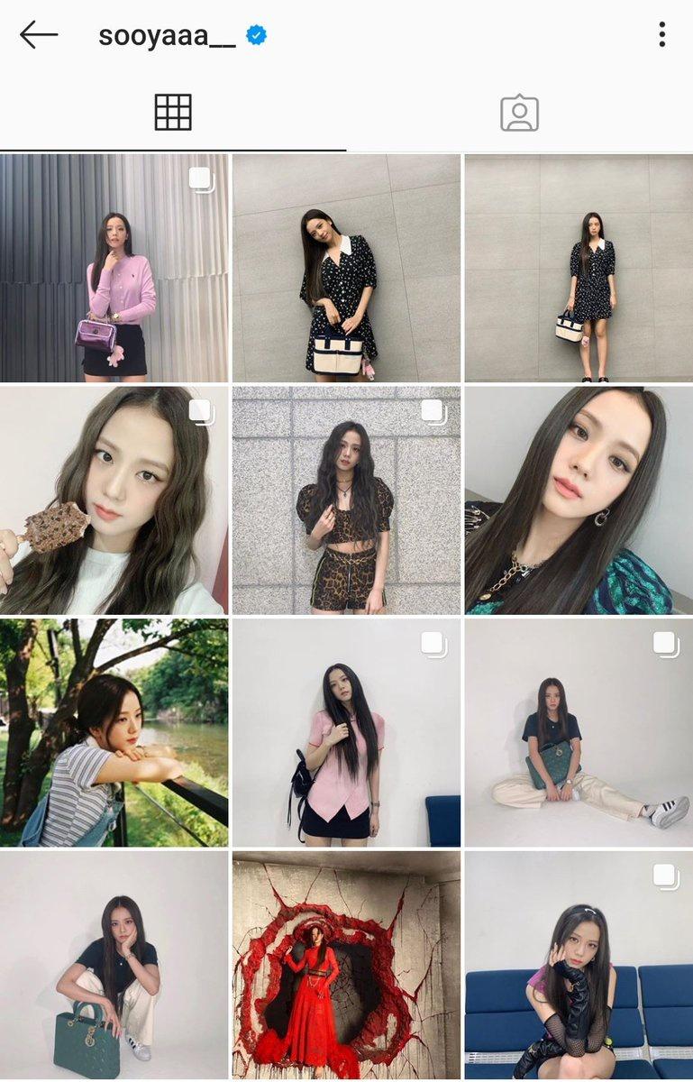 [⚠️] 200724 | La cuenta de Jisoo (sooyaaa__) en Instagram ha alcanzado los 26 millones de seguidores! 🥳🎉 📎 | 🧸_2