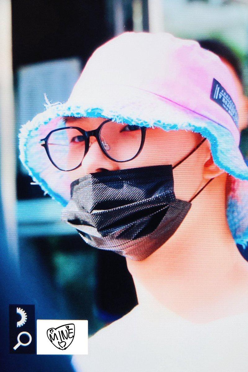 [Prev] 31.07.20 || Mingi chegando no Music Bank © MINE_990809 ~Mat_2