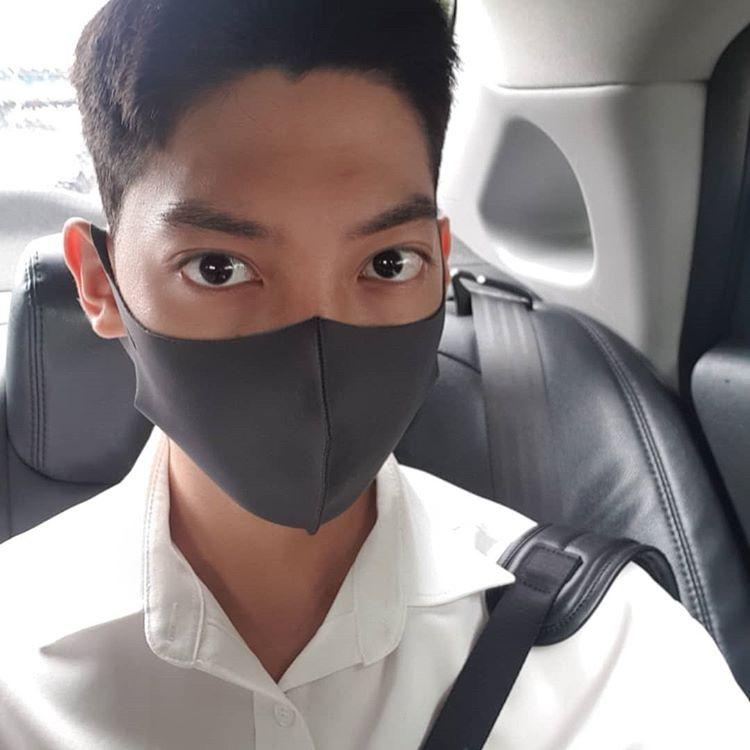 "200802 Youngmin's instagram update "" 비가 많이 오네요.... 다들 조심하세요!!"" …"