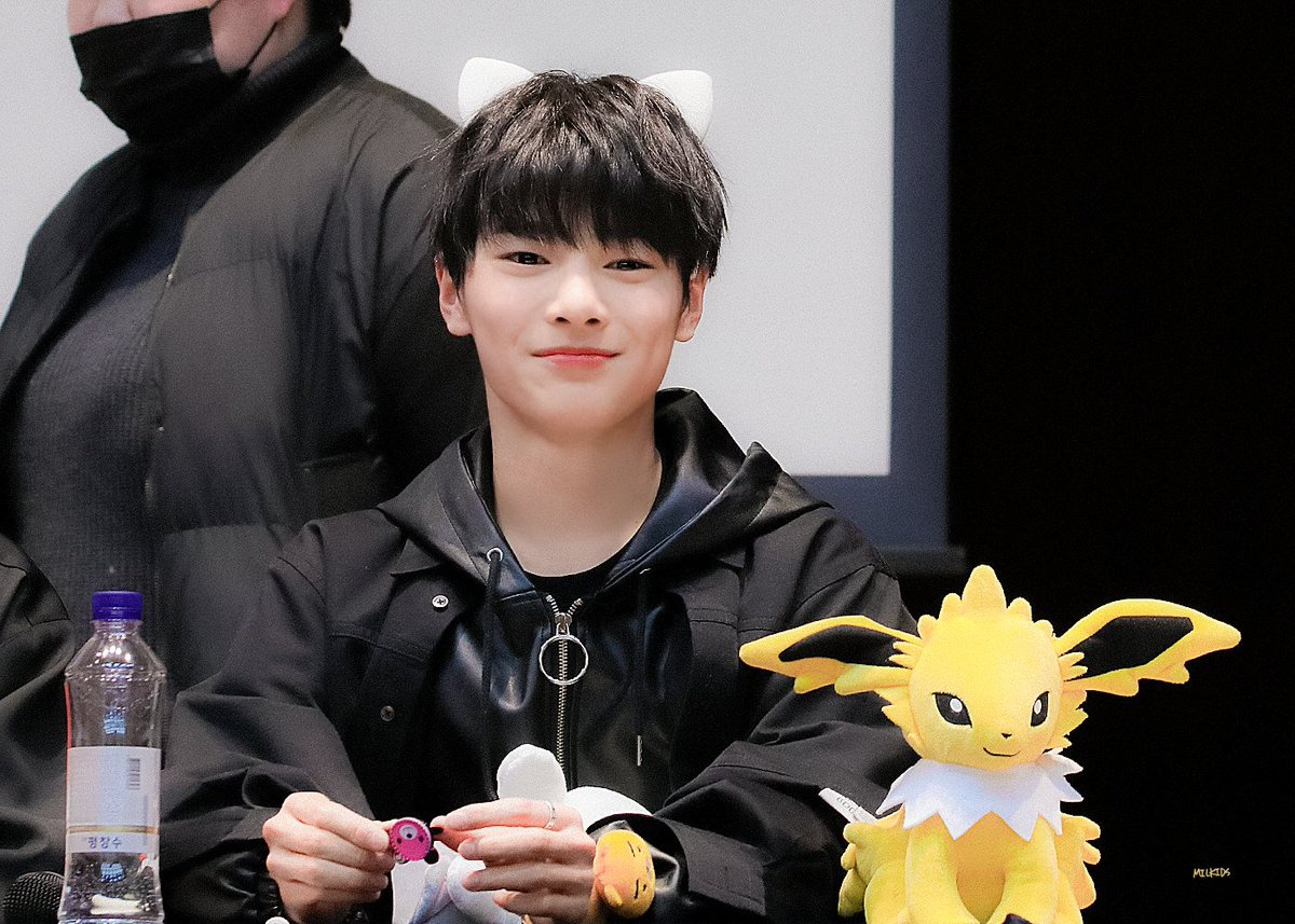 180113 © MILKIDS The cutest baby 😭_2