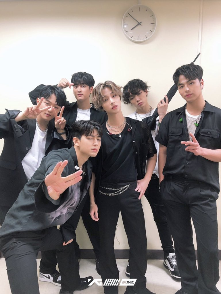200808 Koniczone update Thank you for today boys 🥰 Rest well 💖