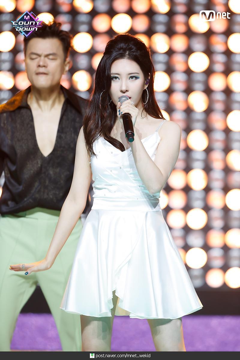 | 200825 🦋 Actualización de M!Countdown con Sunmi (1) ❤️💜💙_3