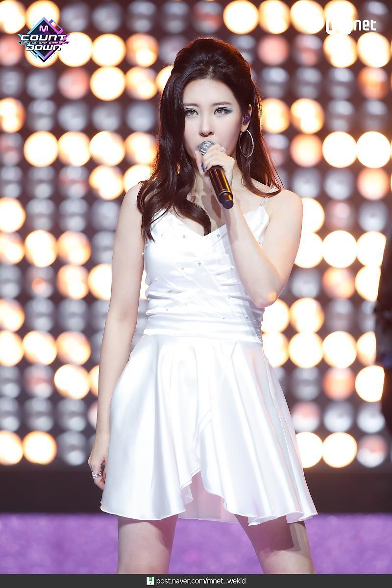 | 200825 🦋 Actualización de M!Countdown con Sunmi (1) ❤️💜💙_2