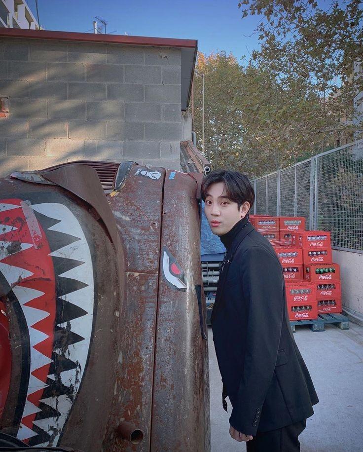 29.08.2020🤍🌹🤍 We 🌹 you Park Dojoon