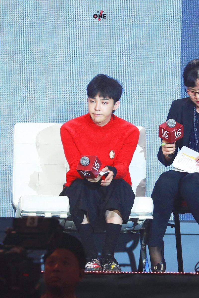 170909 - 3 years ago G-Dragon for VS Sassoon in Hongkong ❤_4