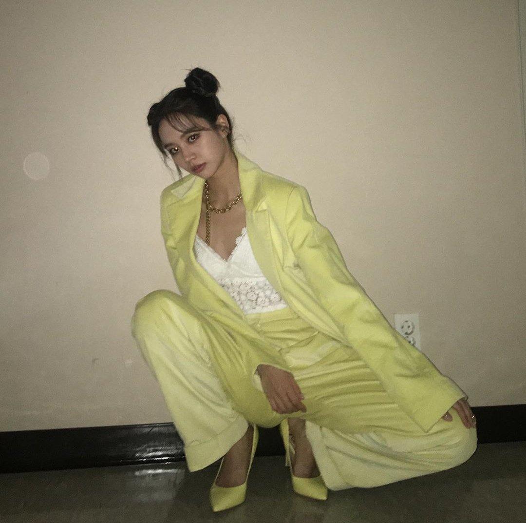 200912 인스타그램(@ hyeri_0609) 린다G 💛💛💛 🔗 …_1