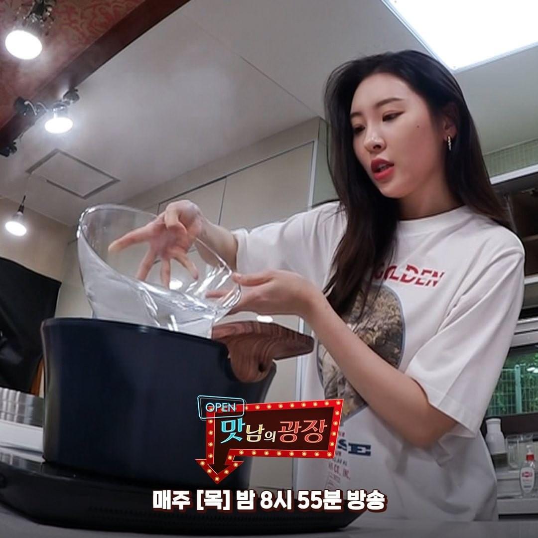 [INSTAGRAM] 10.09.2020 - Des photos de ont été publiées sur le compte de SBSnow pour la sortie du 3eme épisode de '맛남의 광장' (Delicious Rendezvous) …_2