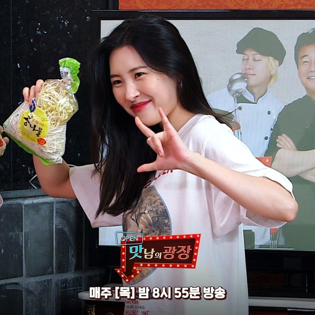 [INSTAGRAM] 10.09.2020 - Des photos de ont été publiées sur le compte de SBSnow pour la sortie du 3eme épisode de '맛남의 광장' (Delicious Rendezvous) …_1