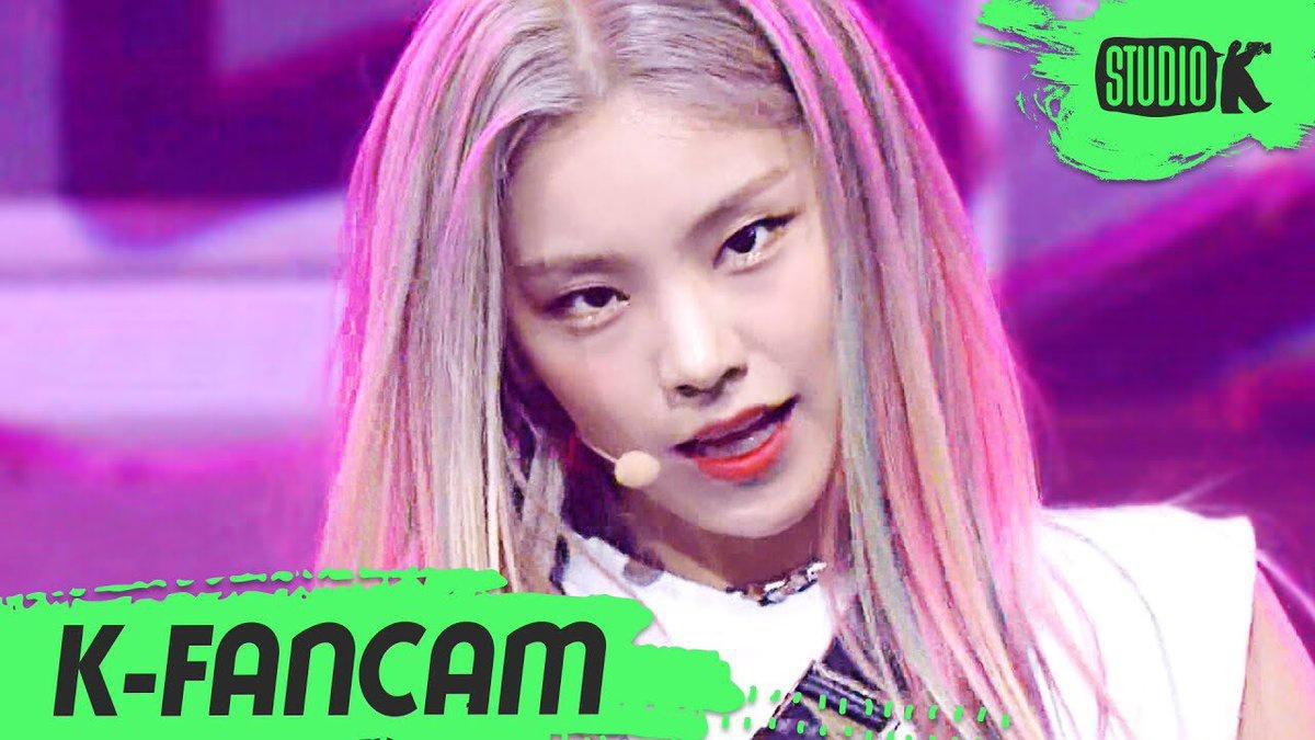 FINALLY!!! 👏🏻 200911 KBS Music Bank Solo Fancam of 🔗