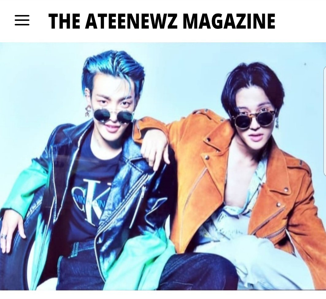 📸 200915 ATEEZ will be Featured in ARENA Homme Magazine October Issue 📎 View here: …