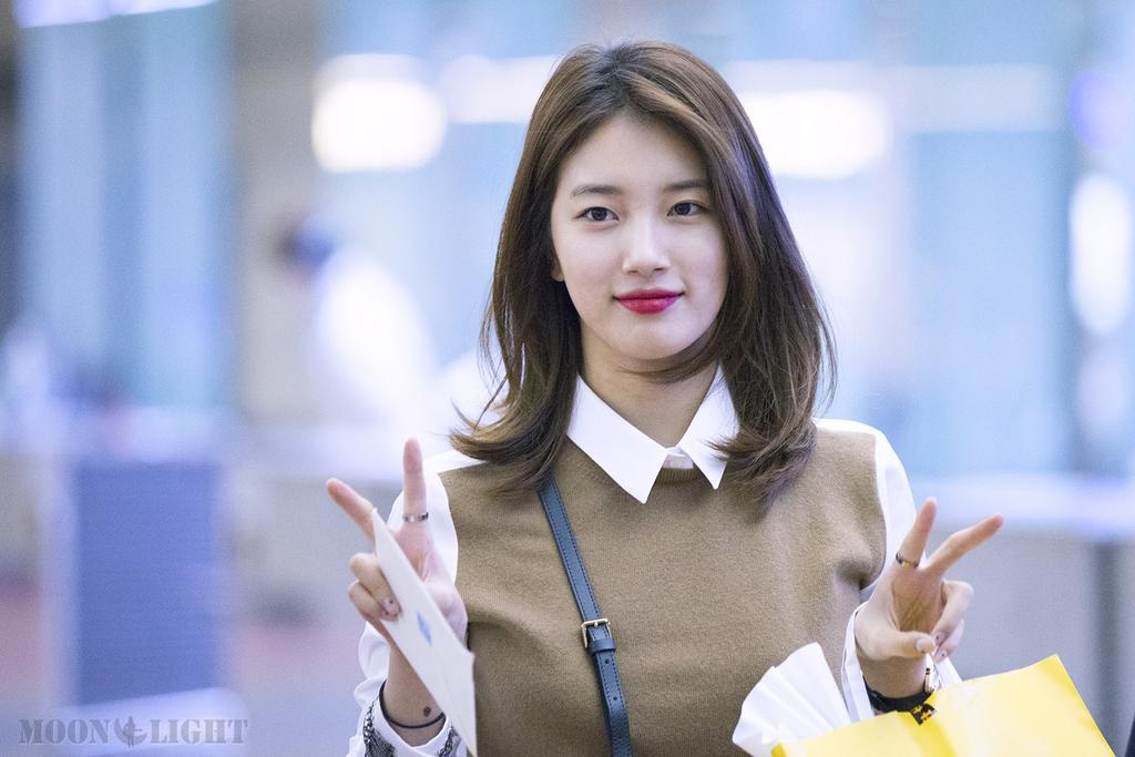 150915 @ Incheon Airport going to Philippines_1