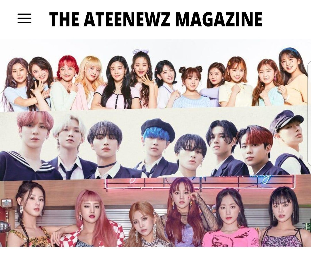 """📰 200916 ATEEZ, (G)I-DLE, IZ*ONE, And More Join Final Lineup Of SBS's """"2020 SUPER ON:TACT"""" Concert Series 📎 Read here: …"""