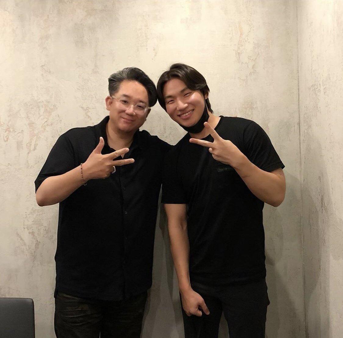 200916 dari eskimo7474 IG, Daesung muncul guys gemessh senyum nyaaa😭😍_1