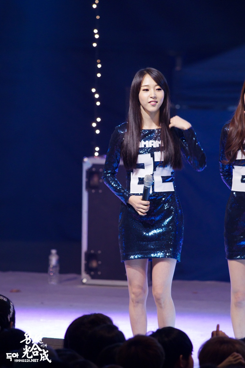 [141024] at 37th Bokjeong Festival (1) © to the owner 마마무 문별_2