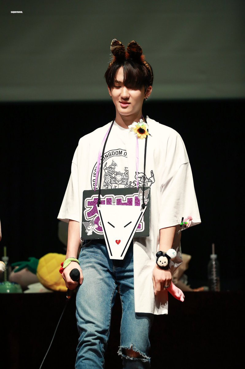 currently in love with 190717 changbin 🥰 190717 © to the owner_1