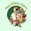 hoy nuestro motorizado mayor esta de cumpleaños,Feliz cumpleaños Jungnam 🎂🎉🎉🎉🎁 25/01/1973