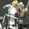 """05/02/2020 36º 🌹She guessed on Cool FM with BEG' as host 🌼She talked about """"Sometimes I think Dara is an angel"""" """"She's my vitamin"""" 🌻She listening and dancing I'm The Best"""" """"I Don't Care"""" """"Gee"""" and """"Abracadabra"""" 🌺Love Bom&JeA"""